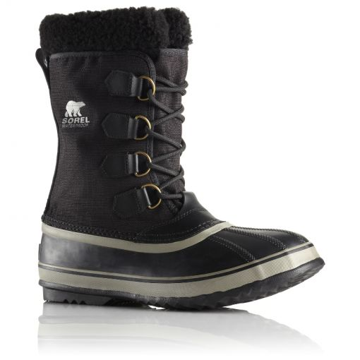 Sorel heren moonboots 1964 Pac Nylon - Zwart