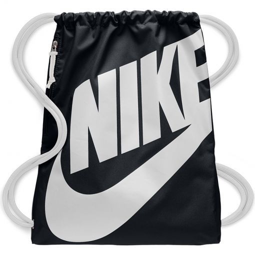 Nike Heritage gymtas - Zwart