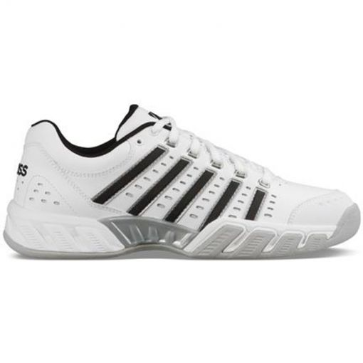 K-Swiss heren indoor tennisschoen Bigshot Light - Wit