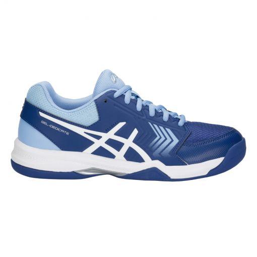 Asics Gel Dedicate 5 indoorschoen - blauw