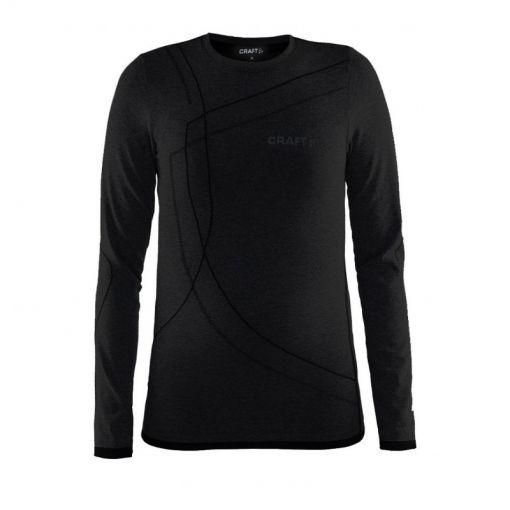 Craft Active Comfort junior thermo shirt - Zwart