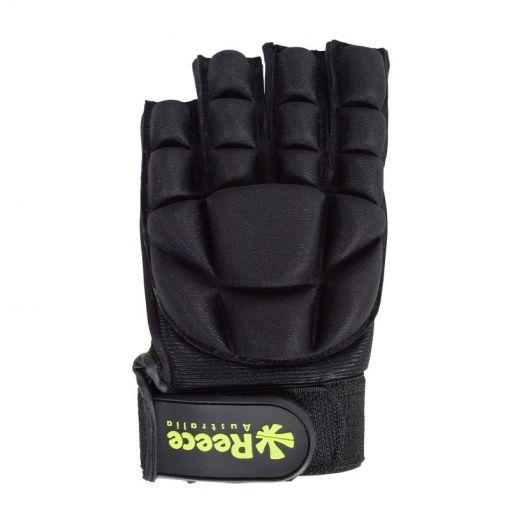 Reece hockey handschoen Comfort Half - Zwart
