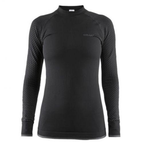 Craft Warm Intensity dames longsleeve - Zwart