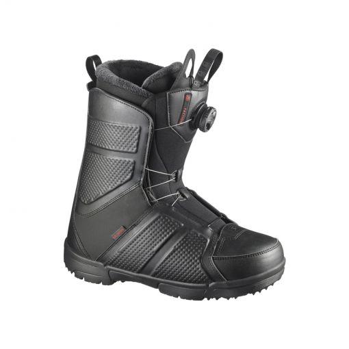 Soft Boots Faction Boa - Zwart