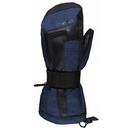 Eska ski handschoen Pinky Shield - 529 Schwarz/Navy