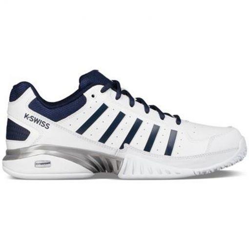 K-Swiss heren tennisschoen Receiver Omni - Donker blauw