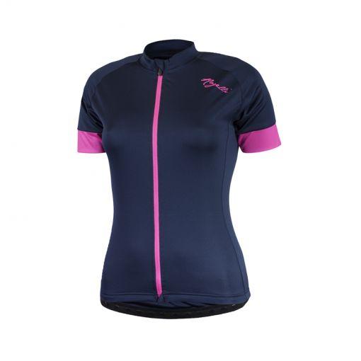 Rogelli dames fiets shirt Modesta - blauw