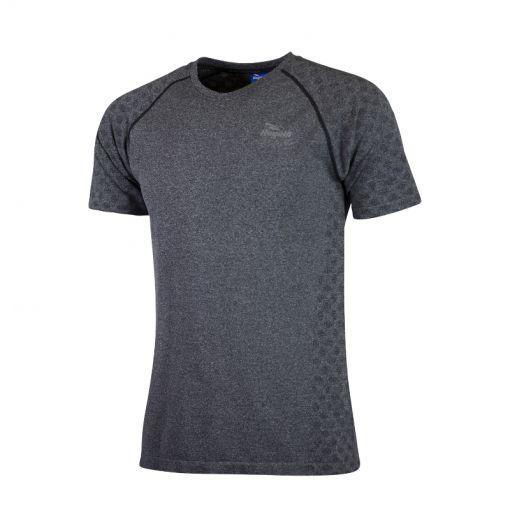 Rogelli heren running t-shirt Seamless - Grijs