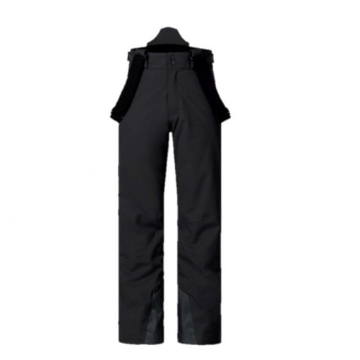 Kjus jongens ski broek Vector - Zwart