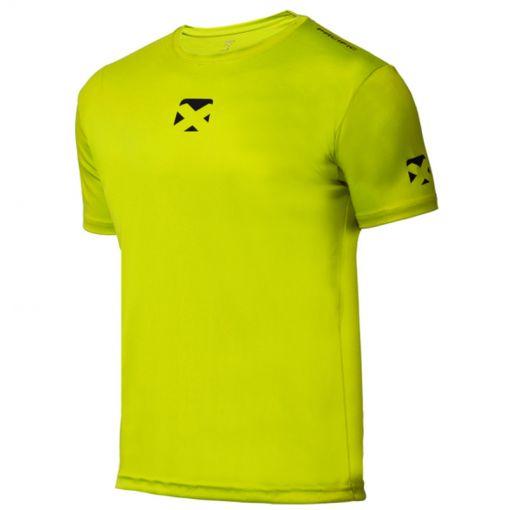 Pacific heren tennis t-shirt Futura Tee - Groen