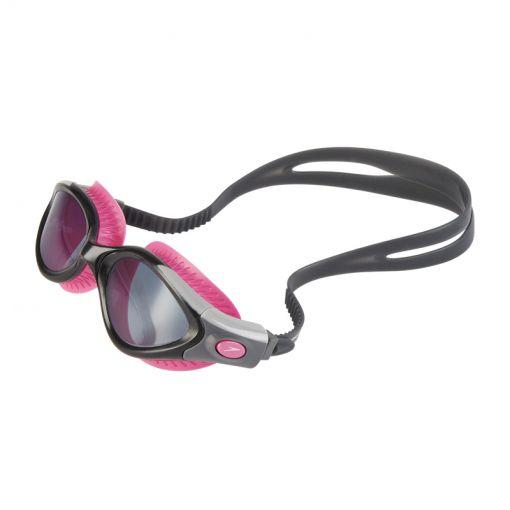 Speedo zwembril Futura Biofuse - zwart