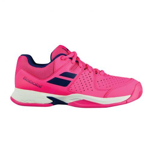 Babolat junior tennis schoen Pulsion Allcourt - 5014 Fandango Pink