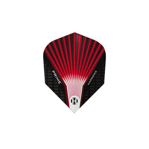Harrows dart flight Prime - Rood