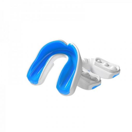Essimo gel gebit beschermer Mouthguard - Wit