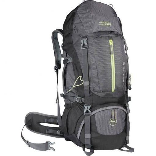 Manaslu 55+10 Bacpack - 9506 Black/Grey