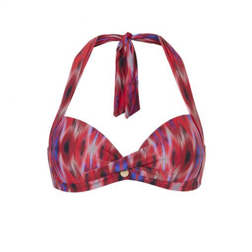 WOW dames bikini Halter Bikini - Geel