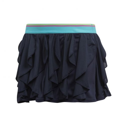 Adidas meisjes tennis rok Frilly - blauw