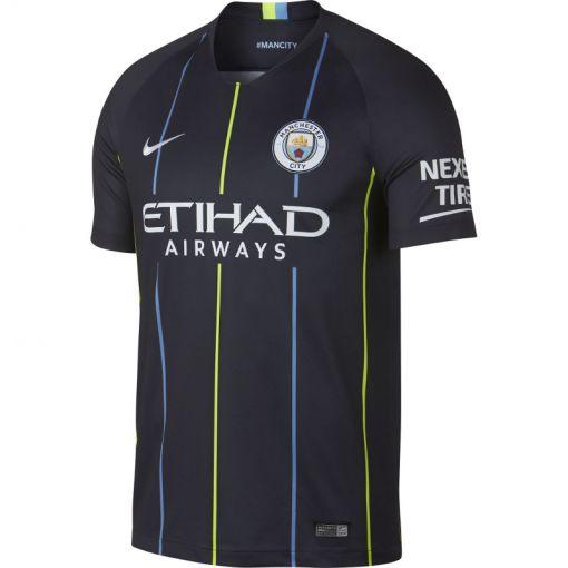 Nike senior voetbal shirt Manchester City - blauw