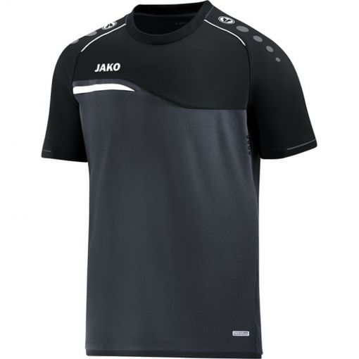 Jako Trainings T-Shirt Competition 2.0 - antraciet