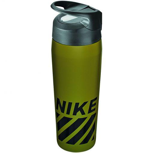 Nike bidon Hypercharge Straw 16Oz - groen