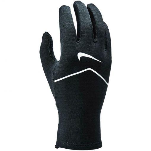 Nike running handschoen Sphere - Zwart