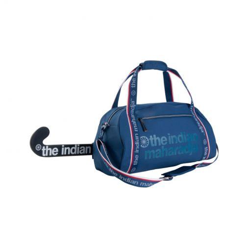 The Indian Maharadja hockey tas Sport Bag - Blauw