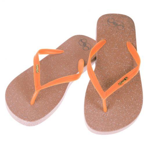 Sinner dames slipper Padank - 40 Brown/Orange