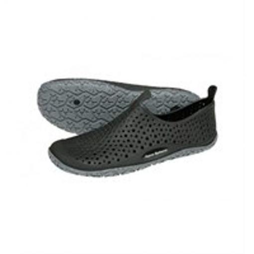 Aqua waterschoenen Pool Shoes - Zwart