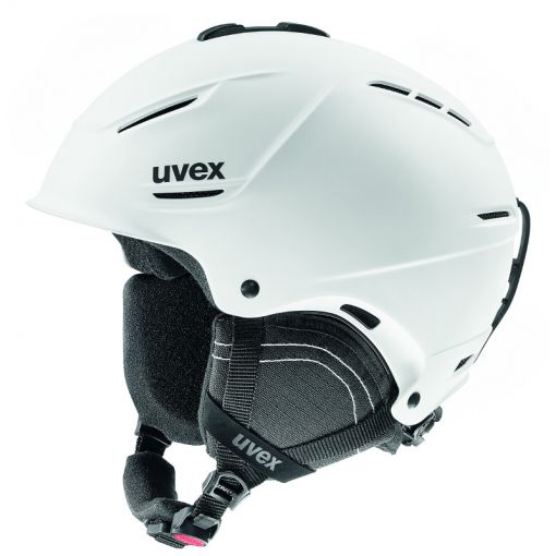 Uvex P1us 2.0 white-mat - wit