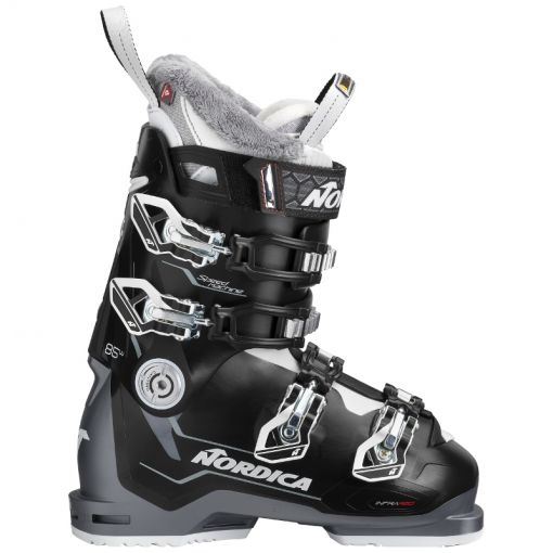 Nordica dames ski schoen Speedmachine 85 - Zwart