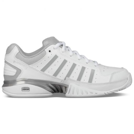 K-Swiss dames tennisschoen TFW Receiver IV Carpet - White/High