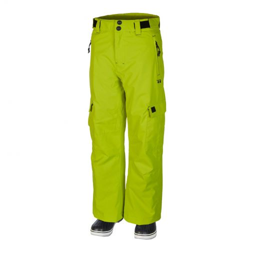 Rehall jongens ski broek Carter - Groen