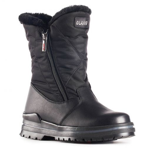 Olang dames moonboot Carla - Zwart