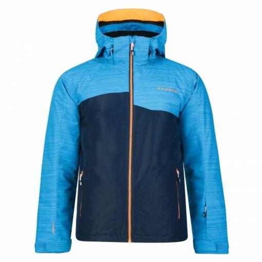 Dare2b heren ski jas Declarate - blauw