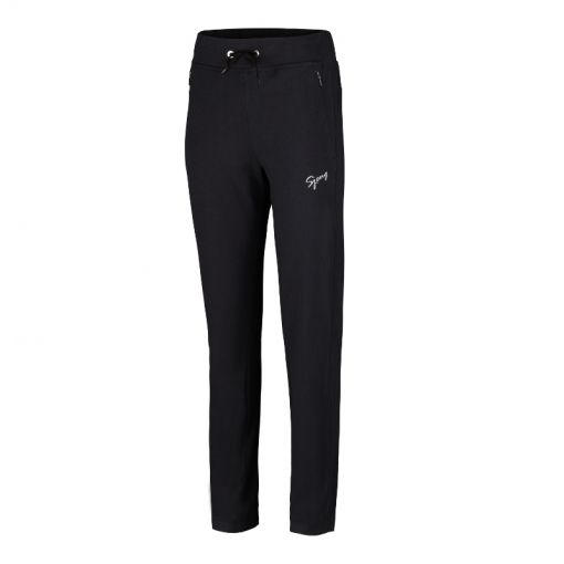 Sjeng Sport dames tennis broek Lenna Plus - zwart