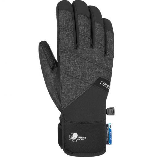 Reusch ski handschoen Febe - Zwart