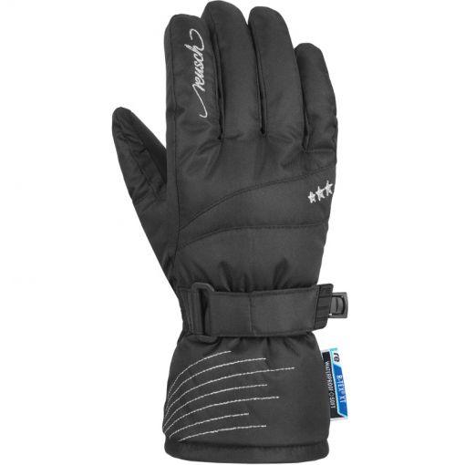 Resuch junior ski handschoen Pony - Zwart