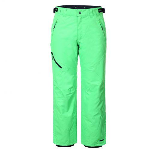Icepeak heren ski broek Johnny - groen