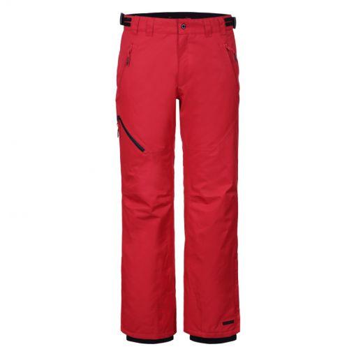 Icepeak heren ski broek Johnny - rood