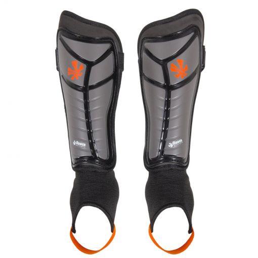 Reece hockey scheenbeschermers Elmore - 9300 Grey-Orange