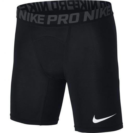 Nike heren thermo short - Zwart