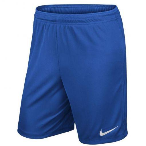 Park II Knit Short - blauw
