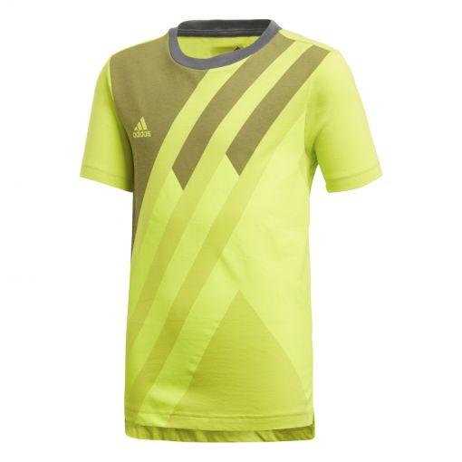 Adidas jongens trainings t-shirt X Tee - multi