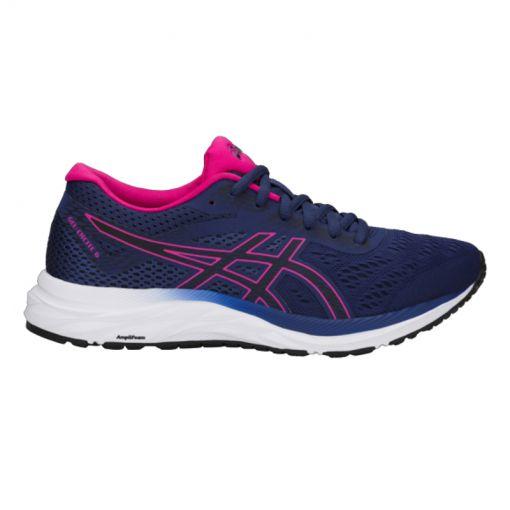 Asics dames running schoen Excite 6 - blauw