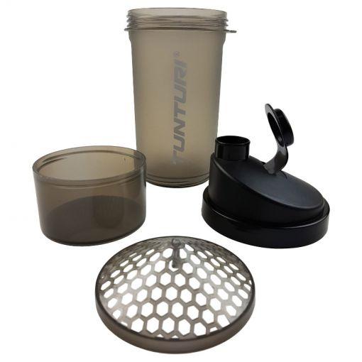 Tunturi Protein Shaker - Zwart
