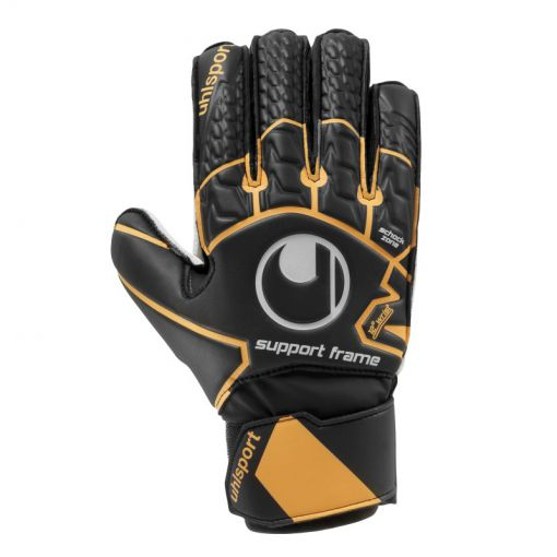 Uhlsport Keepershandschoen Soft Resist SF - Zwart