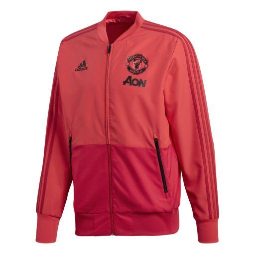 Adidas senior voetbal jack Manchester United - roze