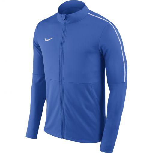 Nike heren trainingsjack Dry Track - blauw