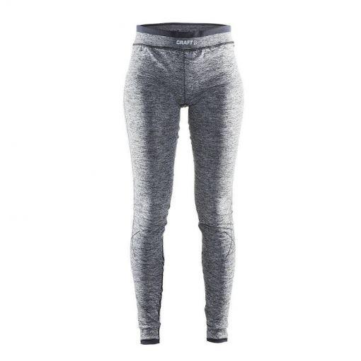 Craft dames themro lange broek Active Comfort - Antraciet