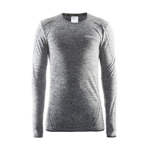 Craft dames thermo shirt lange mouw Avtive Comfort - zwart
